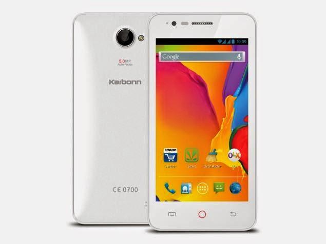Karbonn Titanium S20 Smartphone
