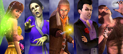 The Sims 3 Supernatural Download