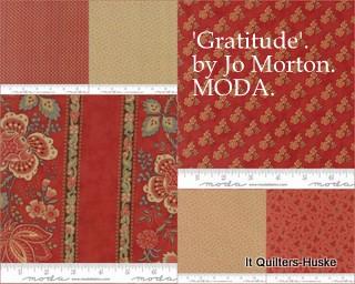 'Gratitude'- Jo Morton - MODA.