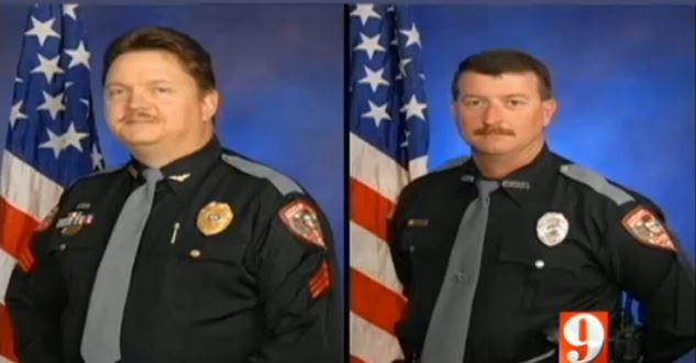 Deputy Police Chief David Borst resigned Thursday, and Cpl. George Hunnewell.