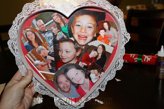 homemade valentines decoration #diy #crafts #holidaydecoration #valentines