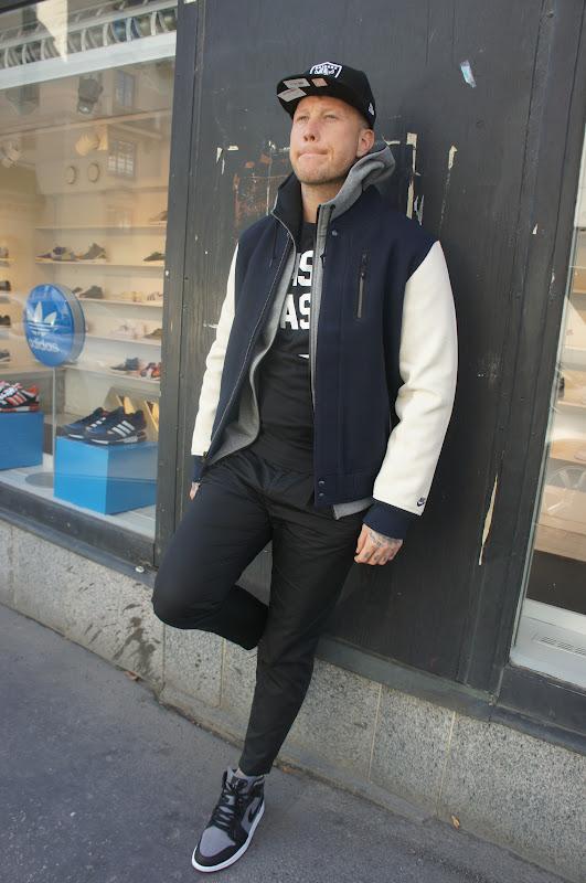 Six Feet Down Nike Sportswear x Outfit x Fall x 2012