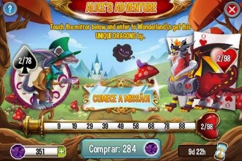 Ilha das Maravilhas - iOS e Android