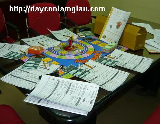 Board Game Cashflow 101