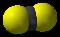 Gambar - Bentuk Karbon Disulfida