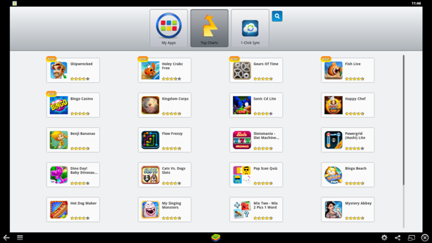 WhatsApp On PC, Laptops, Mac, BlueStacks Screeshot
