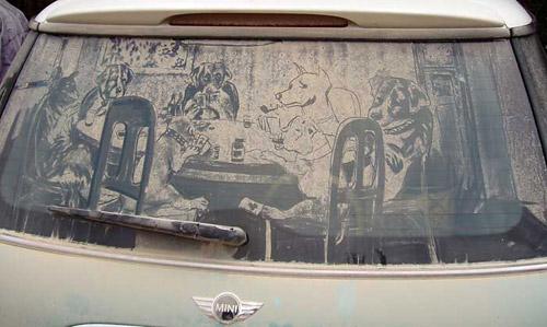 Dirty Car Art 4