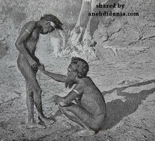 Cara Sunat Suku Aborigin yang Mengerikan
