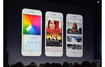 Apple apresenta serviço de streaming