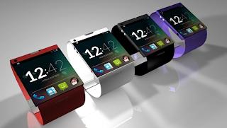 Google Gem Nexus smartwatch