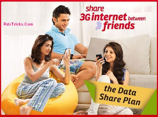 share data balance in airtel with friends