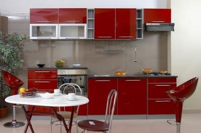 Imagenes de cocinas peque as cocina y muebles - Imagenes de cocinas pequenas ...
