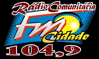Ouça Rádio Cidade FM 104.9