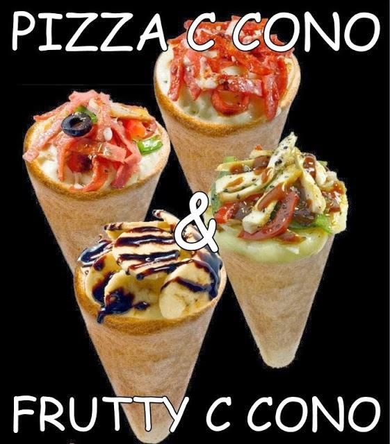 Pizza C Cono
