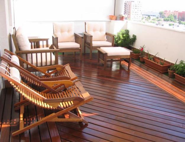 30 Fotos e ideas para decorar terrazas y balcones. | Mil