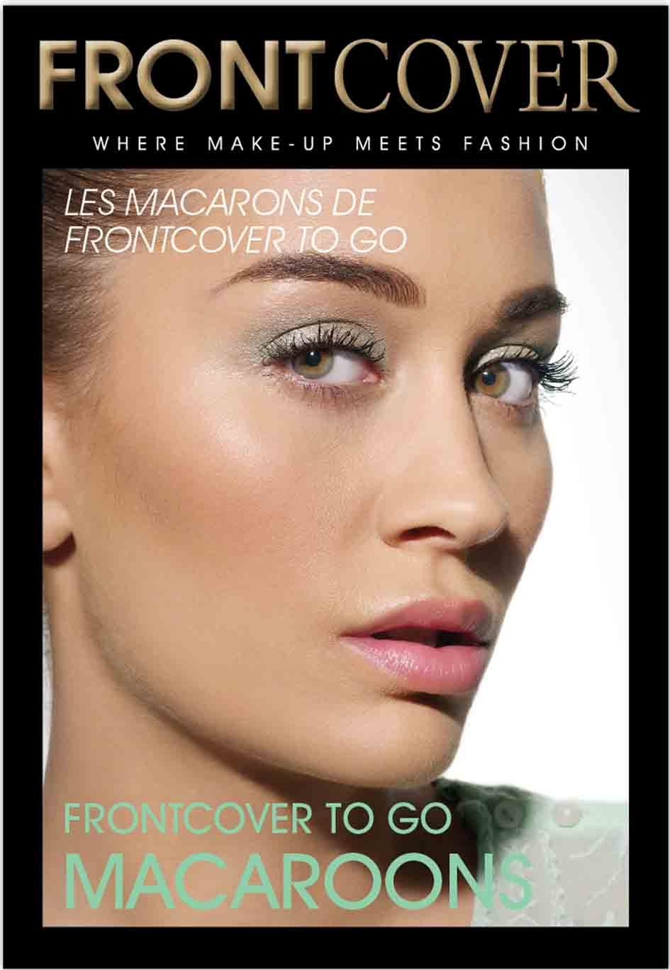 We used new Frontcover to Go Macaroons eye makeup boxset, described by ...