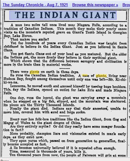 1921.08.07 - The Sunday Chronicle