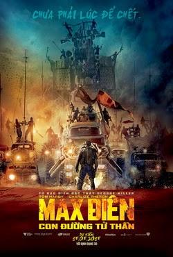 Max điên cuồng 4: Con đường chết