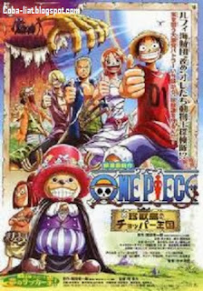 One Piece The Movie 3
