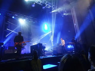 18.10.2015 Glasgow - o2 Academy: Editors