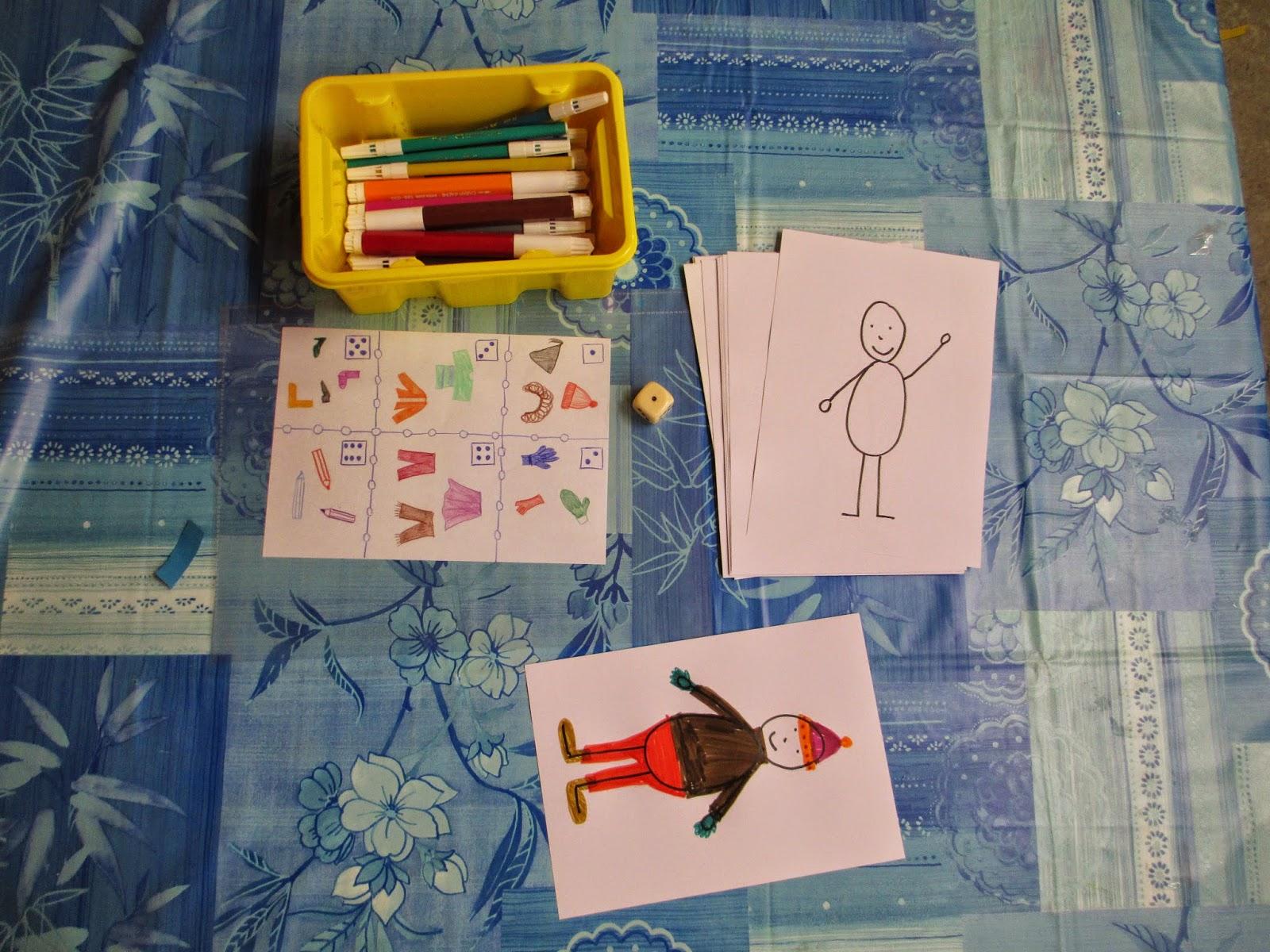 Bewegungsspiel Fasching selbst gemacht Kinder Kindergarten