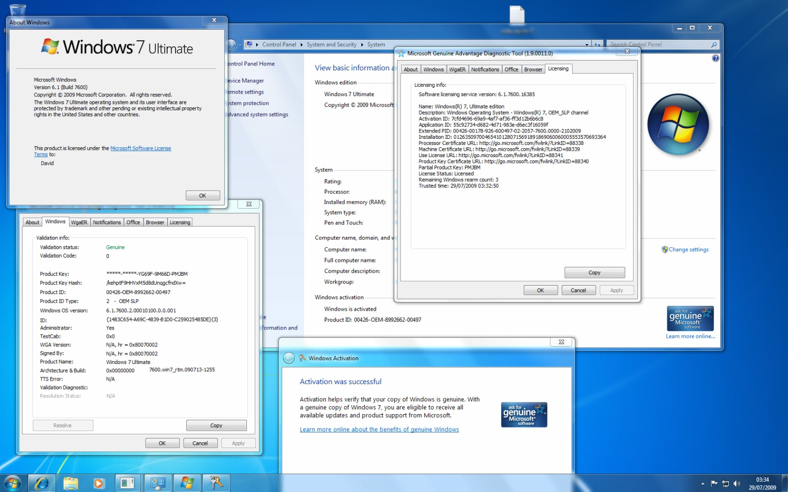 Windows 7 Ultimate 32 Bit Crack