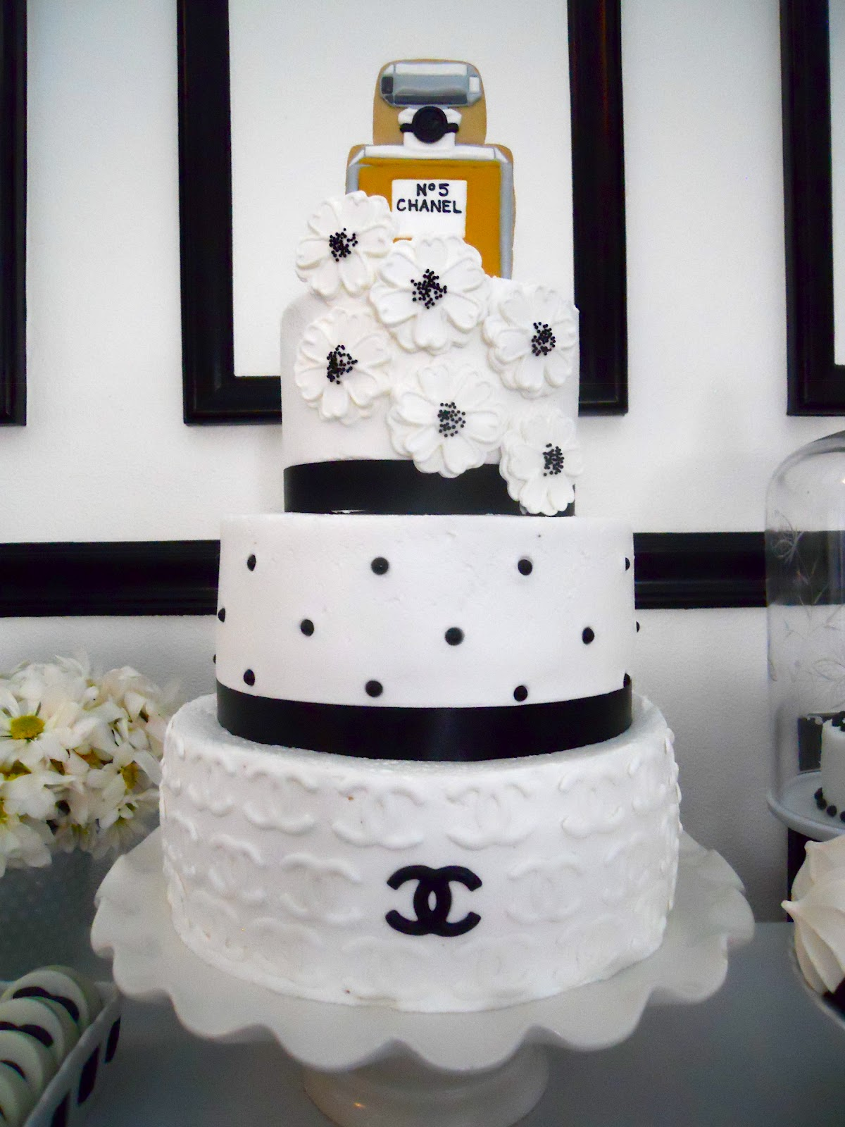 Oh Sugar Events: Chanel Birthday Party
