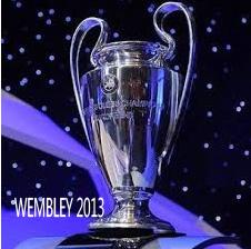 Bayern Munchen Juara Liga CHampions 2013
