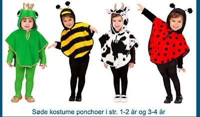 Kostumet koster kr 125 og kan bestilles hos www blikfangskostumer