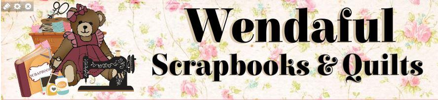 Wendaful Scrapbooks