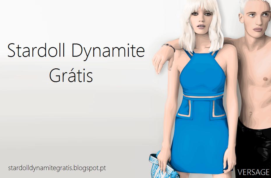 Stardoll Dynamite Blog