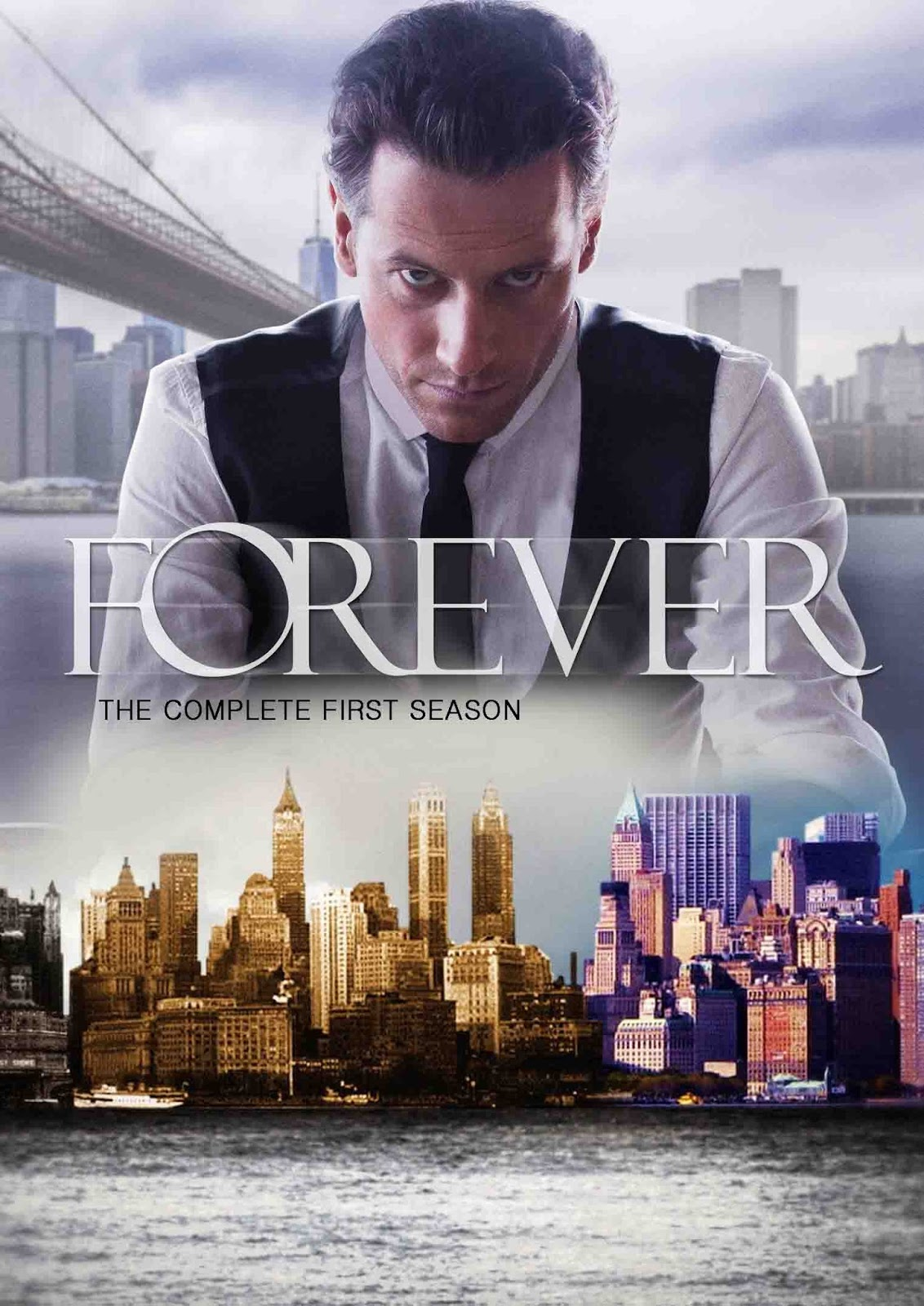 Forever: Uma Vida Eterna 1ª Temporada Torrent - WEB-DL 720p e 1080p Dual Áudio (2015)