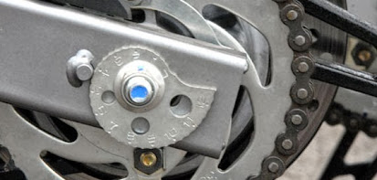 Tips dan Cara Setting Kekencangan Rantai Motor Yang Benar