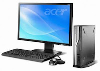 Acer Veriton L4610G and X2110