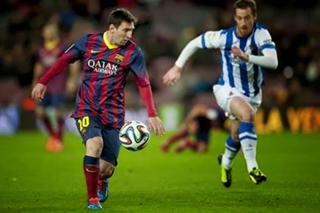 اهداف مباراة برشلونة و ريال سوسيداد 2-0