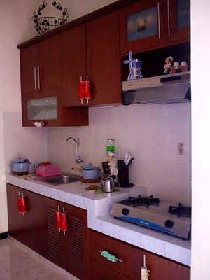 Dapur Minimalis Sederhana Modern