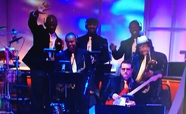 Tony Pulizzi-BET-ChopsHorns-Tony Pulizzi Guitar, BET, Natalie Cole, TonyPguitar, American Idol, Gladys Knight