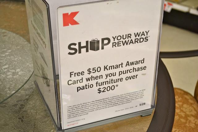 Kmart Shop Your Way Rewards
