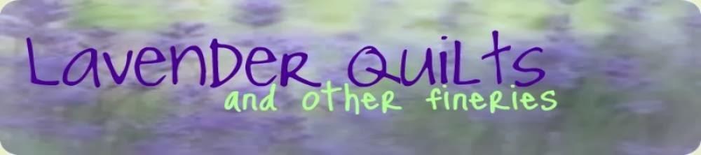 Lavender Quilts