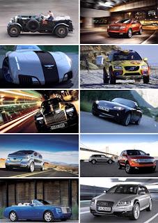 Автомобильные фотографии для рабочего стола
