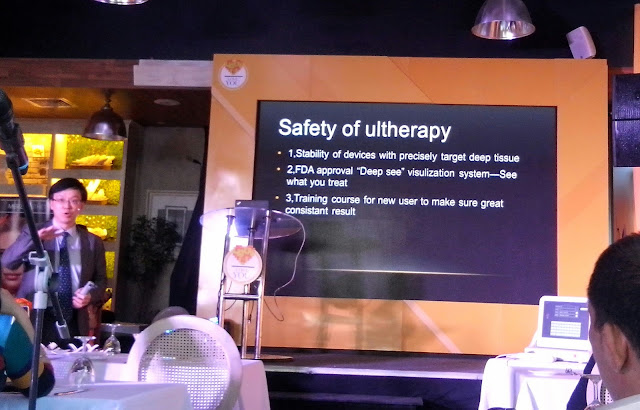 safety of ulthera, safety of ultherapy,