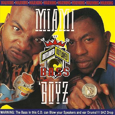 Miami Boyz – The Outlawed Bass (1992) (128 kbps)