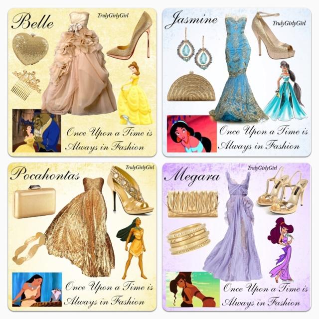 look princesas fashion blog Mamãe de Salto ==> imagem retirada da internet