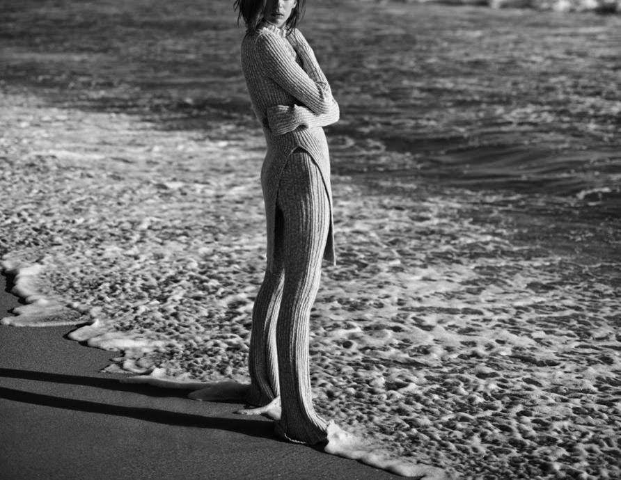Elise Crombez by Annemarieke van Drimmelen for September of Muse 2014