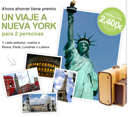 Promociones promocion la razon gana viaje nueva york for Billetes de avion baratos barcelona paris