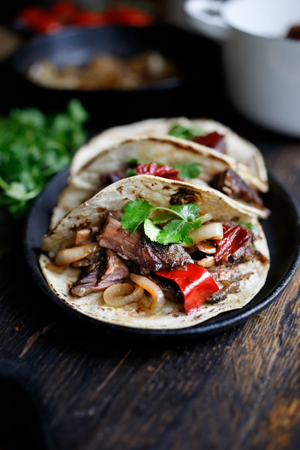 Mexican Braised Beef Tacos Recipes — Dishmaps