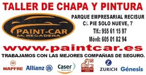 PAINT-CAR MANUEL REGADERA