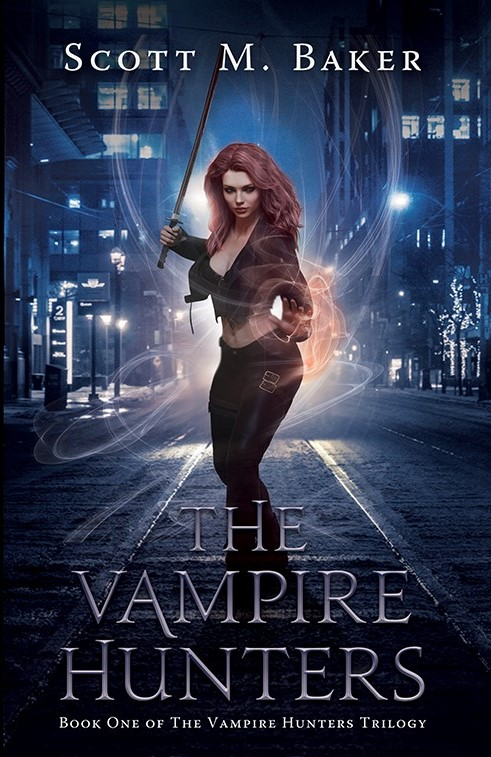 The Vampire Hunters: Book One of The Vampire Hunters Trilogy (trade paperback)