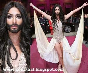 Kontes transgender