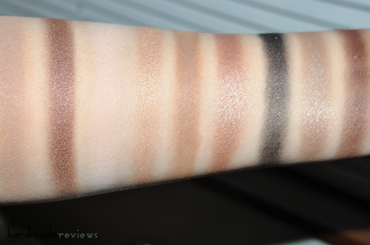 Anastasia Beverly Hills All Eye Want Palette Swatches